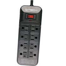 CJ Tech 8 Outlet Surge Protector