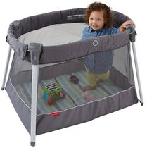 Fisher-Price Ultra-Lite Day & Night Portable Play Yard