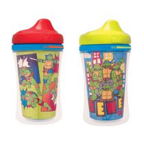 Gerber Graduates Teenage Mutant Ninja Turtles Insulated Hard Spout Cups