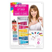 Crayola Creations Mix Your Own Lip Balm