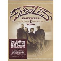 Eagles - Farewell Tour I: Live From Melbourne (2 Disques) (DVD musical)