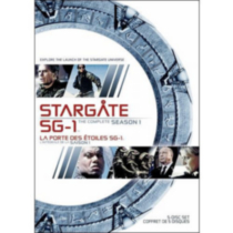 Stargate SG-1: The Complete Season 1 (Bilingual)