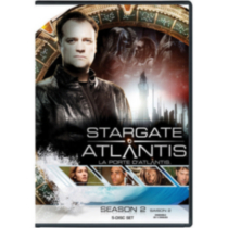 Stargate Atlantis: Season 2 (Bilingual)