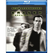 Eraser (Blu-ray) (Bilingual)