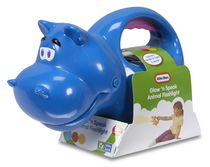 Jouet Lampe de poche animal hippopotame Glow 'n Speak de Little Tikes