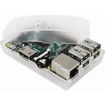 Raspberry Pi™ 3 Board and Case Bundle - 83-16560B
