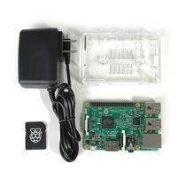 Raspberry Pi™ 3 Model B Starter Kit - 83-16561RK