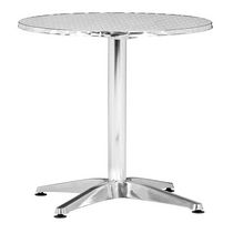 Zuo Modern Outdoor 1-Piece Aluminum Christabel Folding Table
