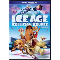 Ice Age: Collision Course (DVD + Digital HD) (Bilingual)