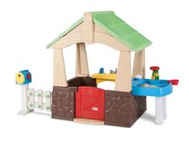 Maisonnette luxueuse Home & Garden de Little Tikes