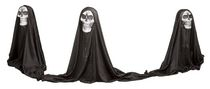 Halloween Lawn Stake Reaper Group