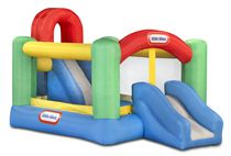 Little Tikes® Jump 'n Double Slide™ Bouncer