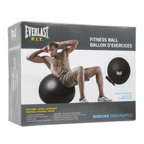 Everlast Ballon d'exercices résistant a l'éclatement de 65cm