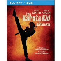 Le Karaté Kid (Blu-ray + DVD) (Bilingue)