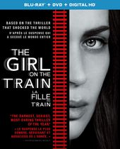 The Girl On The Train (Blu-ray + DVD + Digital HD) (Bilingual)
