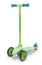Little Tikes Lean to Turn Scooter with Removable Handle Blue/Green