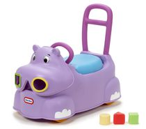 Jouet porteur Scoot Around Animal Riding de Little TikesMD - hippo
