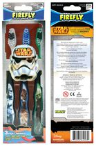 Firefly Star Wars Brosse à dents, paq. de 3