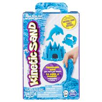 Kinetic Sand Blue 8oz Squeezable Sand