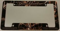 Rico Industries Deer Hunter License Plate