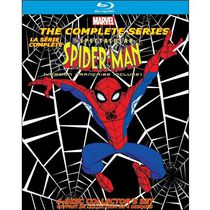 Spectacular Spider-Man: The Complete Series (Blu-ray) (Bilingual)