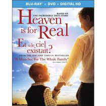 Heaven Is For Real (Blu-ray + DVD + Digital HD) (Bilingual)