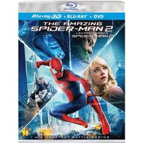 The Amazing Spider-Man 2 (Blu-ray 3D + Blu-ray + DVD + Digital HD) (Bilingual)