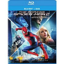 The Amazing Spider-Man 2 (Blu-ray + DVD + Digital HD) (Bilingual)