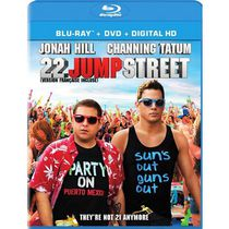 22 Jump Street (Blu-ray + DVD + Digital HD) (Bilingual)