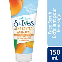 St. Ives  Blemish Control Apricot Facial Scrub