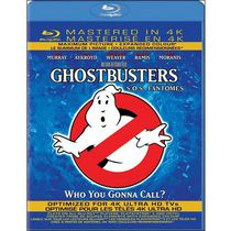 Ghostbusters (Mastered In 4K) (Blu-ray + Digital HD) (Bilingual)