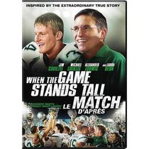 When The Game Stands Tall (DVD + Digital HD) (Bilingual)