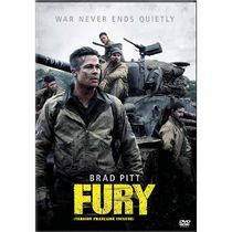 Fury (2014) (DVD + Digital HD) (Bilingual)