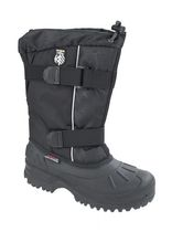 Ice Fields Boys' 'Dalton' Double Strap Winter Boots 4