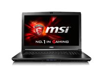 "MSI 17"" Notebook with Intel Core i7 Processor"