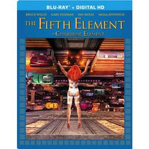The Fifth Element (Blu-ray + Digital HD) (Bilingual)