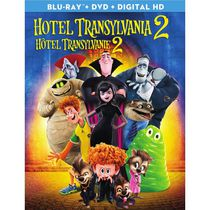 Hotel Transylvania 2 (Blu-ray + DVD + Digital HD) (Bilingual)