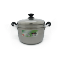 Sunwealth 24 cm Stainless Steel Steam Cooker