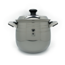 Sunwealth 20 cm Stainless Steel Soup Pot