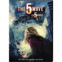 The 5th Wave (DVD + Digital Copy) (Bilingual)