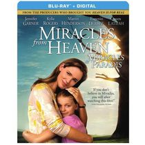 Miracles From Heaven (Blu-ray + Digital Copy) (Bilingual)