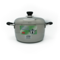 Sunwealth 22 cm Stainless Steel Pot