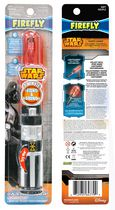 Brosse à dents Star Wars Lightsaber Darth Vader de FireFly