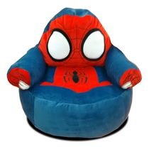 Marvel Spiderman Figural Bean Bag Chair