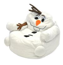 Disney Olaf Figural Bean Bag Chair