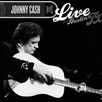 Johnny Cash - Live From Austin TX (Vinyl)