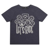T-shirt à motif « Let's Ride » George British Design pour garçons 6