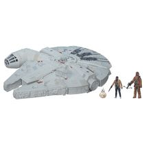 Star Wars : The Force Awakens - Battle Action Millennium Falcon Playset