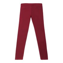 George Girl's Jean Leggings Red 12