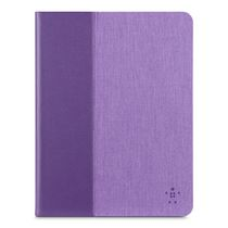 Chambray Cover for iPad Air 2 and iPad Air Purple